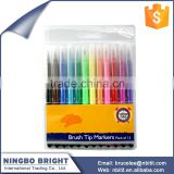Hot Sale China Alibaba 12pk brush tip markers