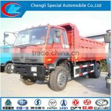 China manufacture 4X2 dump truck good quality 10ton dump truck well-known brand dongfeng dump truck