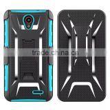 For LG G4 Stylus/G Stylo LS770 Protective Combo Armor Case Cover With Belt Clip Holster