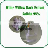 Wholesale white willow bark extract salicin 98% for cosmetics