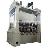 stainless steel plate straightening machine, plate leveling machine