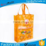 china cheap custom printed tote non woven bag