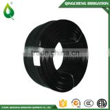 Drip PE Plastic Black Irrigation Pipe Hydroponic HDPE Tube
