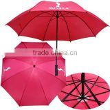 Shampoo promotional gift advertising ladies golf Umbrella