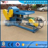 High efficiency Agriculture hemp banana stem fiber extracting machine