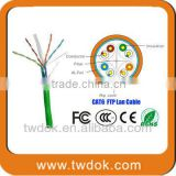lszh/pvc jacket with high quality and competitive price cat6 lan cable of factory direct