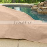 polyester water resistant water proof fabric outdoor furniture cover beer bench table cover