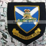 Hand Embroidered Bullion Blazer Badges supplier | Hand Embroidery Navy Badges Bullion Wire Blazer badge supplier | Blazer Badges