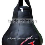 Durable Hanging Straps Artficial Leather Boxing Leather Pear Shape Black Maize Bag