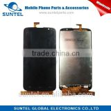 Whosale China market of electronic phone spare parts LCD display and touch panel for BLU D790