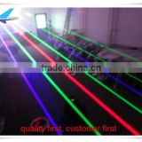 LED Curtain Superior 8 heads pub laser light projector