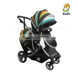 Double High Quality baby stroller/jogger