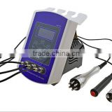 professional 2 in 1 ultrasonic cavitation radio frequency facial machine for beauty salon use