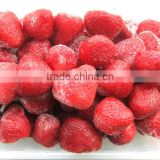 High quality frozen IQF strawberry whole