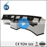 ISO 9002 Passed Colored Galvanized Products Made Of Sheet Metal Copper Control Cabinet/Power Distribution Cabinet