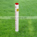 Hot selling fiberglass driveway markers,warning sign pile,highway mileage pile from China