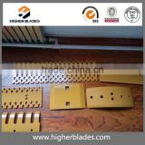 Best Selling Double bevel blade for grader d155 cutting edge and end bit weld on cutting edge