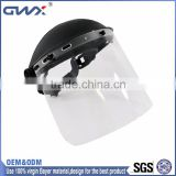 INquiry about Customized Clear Color Plastic Face Shield