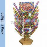 C8599 6 way MDF candy display tree
