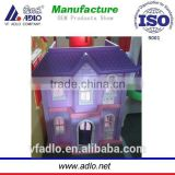 ISO China supplier OEM American brands plastic children play house