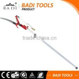 Extendable Pole Long Tree Saw with Shear Tool and Rope