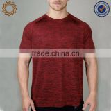 Hot Sale Cationic Single Jersey 100% Polyester Led T Shirt Wholesale