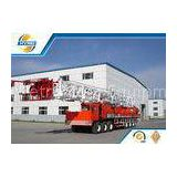 Truck Mounted Oilfield Well Washing Workover Rig Drill Rig Equipment