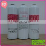 Hot sale lc and tt payment suppliers best price small can r410a refrigerant gas