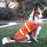 Hi vis reflective pet vest