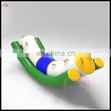 Manufacturer Price Inflatable Water Park Equipment Inflatbale Seesaw For Kids And Adult