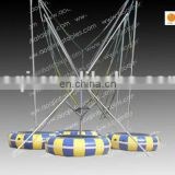 Guangzhou AOQI large selling well durable Bungee Trampoline from professional manufacturer