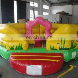 childish butterfly theme inflatable bouncer,jumping castle customized with best quality, changeable colors and themes