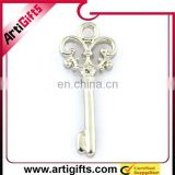 Metal key pendant for promotion