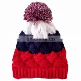 baggy beanie wooly winter cap knit hat