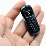 Isansun Hot sale mini bluetooth mobile phone with headset GSM Card