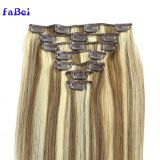 free sample for black/white women,clip in hair extension clip,clip in cheap human hair extension price