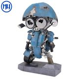 Mu 3d diy Metal Puzzle Hasbro Licensed Transformer Sqweeks Model Kit Educational Metal Jigsaw Puzzle Toys
