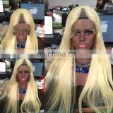 Brazilian hair wholesale distributors blonde u part wig