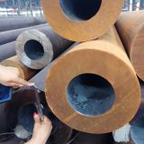 Hot Rolled Astm A355 P5 Mild Steel Gas Pipe