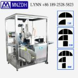 Cosmestic Facial Mask Folding Packing MachineMask folding machine mask production equipment