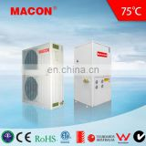 Macon 75 degree high temperature energy efficient heater,hot water electroplating machine