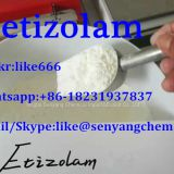 Etizolam Wickr:like666  Whatsapp:+86-18231937837  Email/Skype:like@senyangchem.com