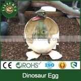 Lisaurus-D Entertainment park dinosaur eggs animatronic baby dinosaur