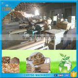 Environment friendly double head wood block making machine/sawdust pallet block extruder with low heat consumption                                                                         Quality Choice