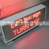 Hot selling p5 xxx bus video led open sign/9-36volt led car message sign/led traffic sign