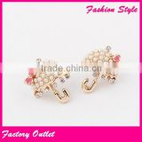 bulk buy from china pearl earrings