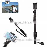 Extendable Handheld Bluetooth Selfie Stick Monopod is compatible wit iOS 5.0 or above, Android 4.3 or above