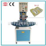 small manual high frequency blister packing machine/mold can be customize