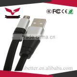 Fast Charging Braided Charger Data Usb Cable For Android Phone Micro