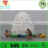 Inflatable climber lake toys inflatable iceberg
